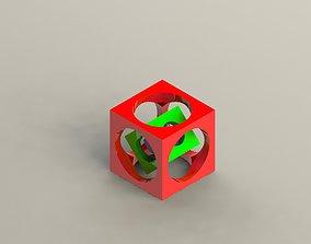 Box inside of box 3D print model