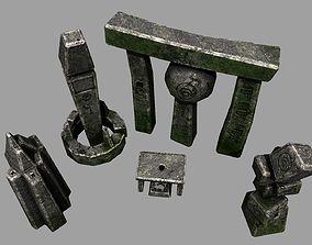 Monolith 3D Models | CGTrader