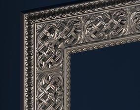 mirror frame 3D printable model