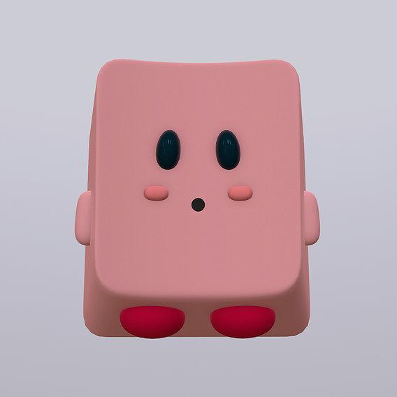 Pinky keycap