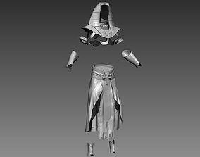 Egyptian Armor 3D