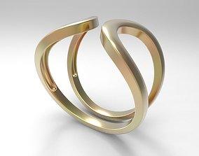 precious 3D print model Ring