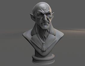 3D print model Nosferatu
