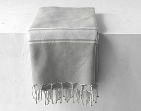 Towel Set 14 3D model