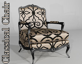 3D model Classical Chair