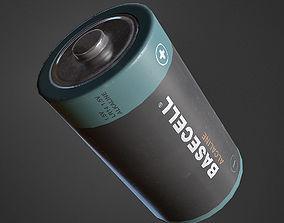 3D asset VR / AR ready Battery