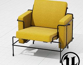 3D asset Magis Traffic Chair UE4