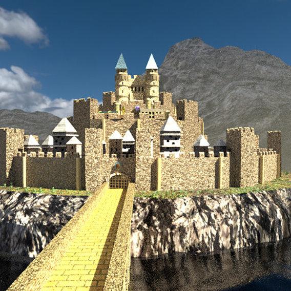 Castle of Zoca