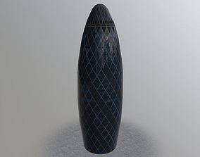 3D model London Gherkin Building