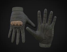 3D asset Gloves