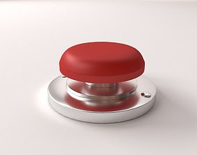 3D Emergency Button