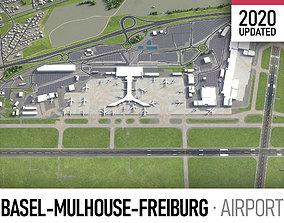 3D asset EuroAirport Basel - Mulhouse - Freiburg