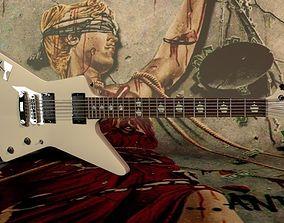 3D model Metallica - Eet Fuk ESP Guitar