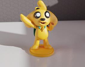 MikeCrack Character Fan Art - 1 Design 3D printable model