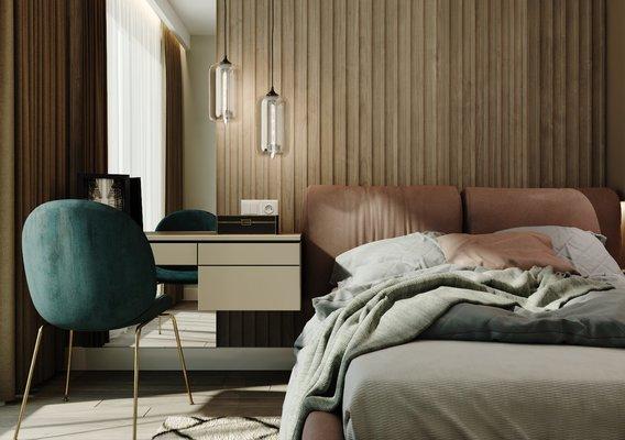 Interior 005 Base Bedroom Complete