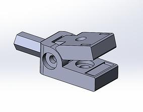 3D print model Clip coil building eciggarets