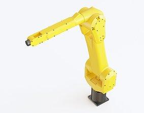 3D model Industrial robot 06