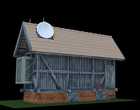 Top Secret - USAF Drone Control Station 3D
