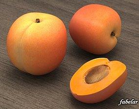 3D model Apricot