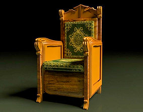 King Throne 2 3D