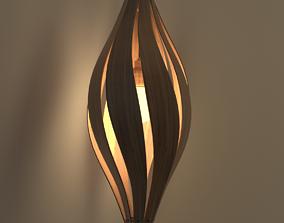 3D Cocoon Lamp
