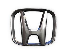 3D Honda logo carlogo