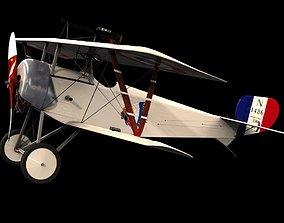 3D model Nieuport 11