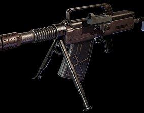 3D asset Ukrainian RG-1 Grenade Launcher
