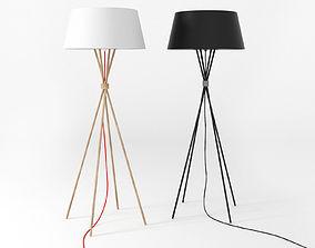 3D Main Floor Lamp