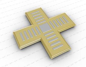 jewelry Cross 3D