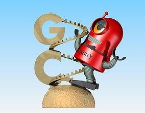 GGAGC-IVO 3D printable model