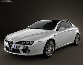 Alfa-Romeo Brera 2011 3D