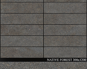 3D ABK Native Forest 300x1200