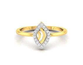 wedding Women bride band ring 3dm render detail