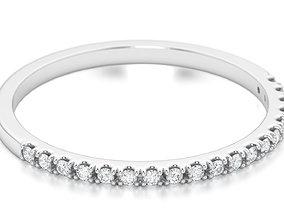 3D printable model Wedding Ring - G19