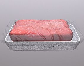 3D model Groundbeef