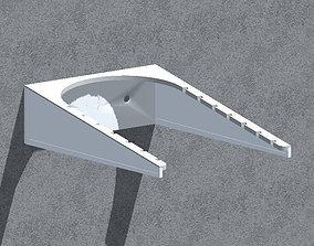 Wall bracket - store 3D printable model