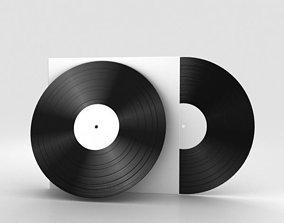Vinyl Record 3D other