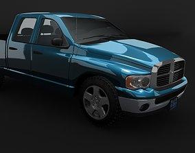 3D Dodge Ram 2005