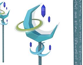 Asept Staff 3D model