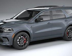 Dodge Durango SRT Hellcat 2021 3D