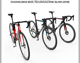 3D Racing Bike BMC Teammachine SLR01 2018
