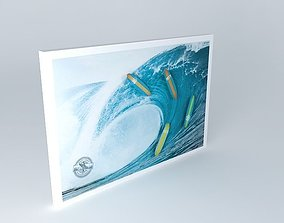 Magnetic Canvas Surf houses the world 3D
