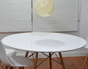 Tom Dixon Etch Shade inspired Lamp 3D print model