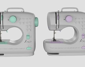 Aonesy Portable Sewing Machine 3D model