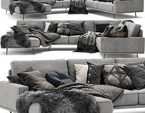 BoConcept Carlton Sofa E 3D