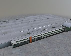 Prague Shop 3D asset