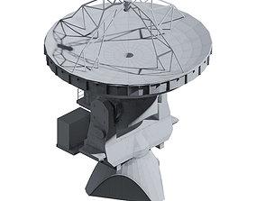 3D model Atacama Large Millimeter Array Dish - ALMA