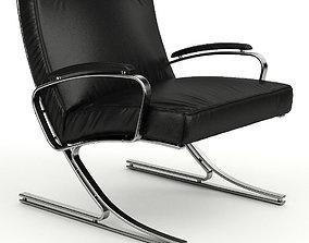 3D Berlin Chair by Walter Knoll