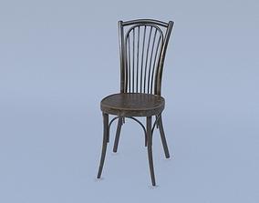 3D model Chair arm chair